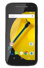 NEW TRACFONE MOTOROLA MOTO E ANDROID SMARTPHONE WITH TRIPLE MINUTE GORILLA GLASS