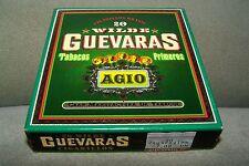 20 Zigarren AGIO Wilde GUEVARAS 7 DM versiegelt mit Inhalt vintage cigars in box