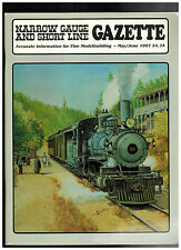 Narrow Gauge and Short Line Gazette : May/June 1997: Volume 23 Number 2
