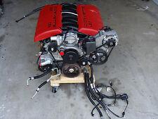 2006 LS7 505 HP Corvette Z06 Engine w/ Accessories, Harness, PCM 47k Miles