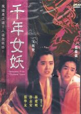 Demoness From Thousand Years DVD Jacky Cheung Joey Wang Andy Hui NEW R0 Eng Sub