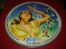 "HOUR OF CHARM blue skies / seville ( pop ) 10"" picture disc VOGUE 733"