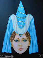 maschera maschere di carnevale anni 60 principessa rare carnival masks 60 years