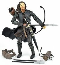 Lord of The Rings ARROW LAUNCHING ARAGORN Figure LOTR TT ToyBiz 2001 strider