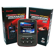 iCARSOFT i980 MERCEDES BENZ PROFESSIONAL DIAGNOSTIC SCANNER TOOL ABS CODE READER