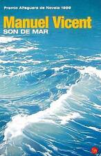 Son de mar/ The Song of the Sea (Narrativa (el Cuenco de Plata))-ExLibrary