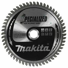 Makita TCT Saw Blade 165x20x48T for PlungeSaw SP6000 B-10344 FREE 1st CLASS POST