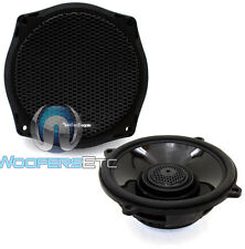 "ROCKFORD FOSGATE POWER TMS6SG 6.5"" 1998-2013 FAIRING COAXIAL MOTORCYCLE SPEAKERS"