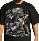 INKED MENS SHIRT DYSE ONE CHICANO TATTOO ART