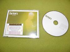 The Tears Lovers (Brett Anderson & Bernard Butler) RARE Israeli Israel Promo CD