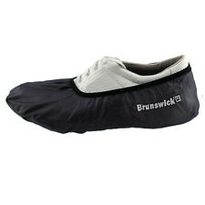 Brunswick Black Bowling Shoe Covers (XXL) -1 Pair (Size Mens 14-16) Free Ship!