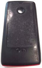 LG T300 Cookie Ligth Oem Cell Phone Battery Door Back Cover Housing Case Black