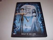 DVD  Tim Burton's Corpse Bride - Hochzeit mit einer Leiche