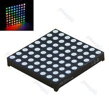 Full Color Matrix 8x8 RGB LED Dot Square Display 60x60mm Common Anode Arduino