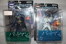 Batman Wave 3 & The Penguin WAVE 2 NEW YAMATO JAPANESE IMPORT Action Figure