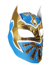 SIN CARA YOUTH JR Wrestling Mask Lucha Libre BLUE