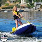 Airhead EZ Ski Inflatable Water Tube 1 Person Rider Boat Tow Towable AHEZ-100