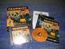 PC Half-Life Game of the Year Edition Erstausgabe BIG BOX mit Handbuch usw.
