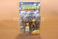 MCFARLANE SPAWN ULTRA ACTION SERIES MEDIEVAL SPAWN PLUS COMIC BOOK #MF13