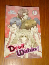 DEVIL WITHIN VOL 1 GO COMI MANGA RYO TAKAGI GRAPHIC NOVEL