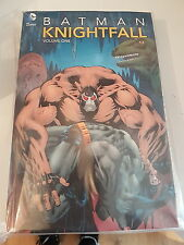 DC GRAPHIC NOVEL BATMAN KNIGHTFALL VOLUME 1 - NEW