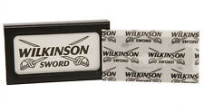 Wilkinson Sword Double Edge Shaving Razor Blade Barber Cut 2 Packs 10 Blades