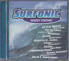 Surfsonic Water Revival CD Insyderz Plankeye Skillet Lost Dogs Daniel Amos (NEW)