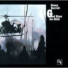 God Bless The Child - Kenny Burrell (2013, CD NEUF)