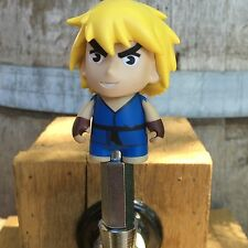 Street Fighter KEN Tap Handle Beer Keg Video Game Pull Knob Capcom
