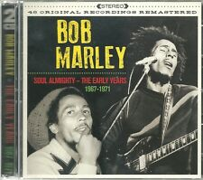 BOB MARLEY SOUL ALMIGHTY THE EARLY YEARS 1967-1971 Inc SUN IS SHINING & MORE