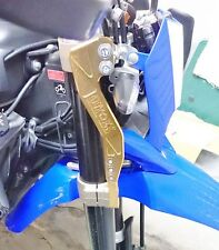 Supermoto Triple Clamp Stabilizer  Anodized WR250X (R)  / OUTEX