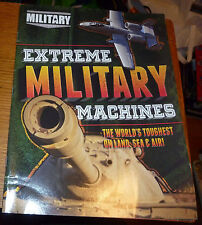 The Military Channel Presents Extreme Military Machines (2011, Paperback)