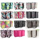 DEFECTIVE Thirty one gift LARGE UTILITY tote Laundry Basket beach Bag 31 new