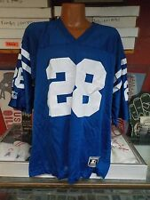 1994 Indianapolis Colts MARSHALL FAULK Starter Authentics Jersey Large HOF
