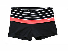 BRAND NEW HOLLISTER WOMENS YOGA SHORTS ATHLETIC SWEATSHORTS LOUNGE GYM PANTS XS