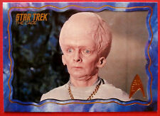 """STAR TREK TOS 50th Anniversary - """"THE CAGE"""" - GOLD FOIL Chase Card #33"""