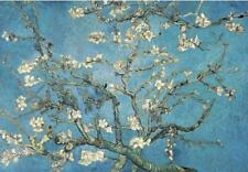 'ALMOND BLOSSOM' by Van Gogh - WOODEN JIGSAW PUZZLE by Wentworth *NEW*