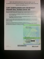 Microsoft Windows Small Business Server 2008 - 5 DCAL Erweiterung (5 DevicCALs)