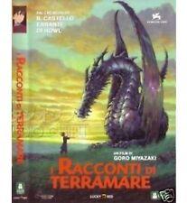 DVD I racconti di terramare Goro Miyazaki