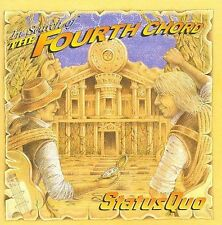 Status Quo: In Search Of The Fourth Chord  Audio CD