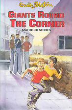 GIANTS ROUND THE CORNER & Other Stories - by ENID BLYTON  HB