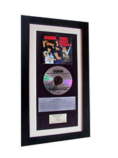 QUEEN Heart Attack+MERCURY CLASSIC Album TOP QUALITY FRAMED+EXPRESS GLOBAL SHIP