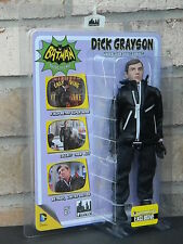 STREET TOUGH LEATHER JACKET DICK GRAYSON UNDERCOVER AGENT BATMAN Action Figure