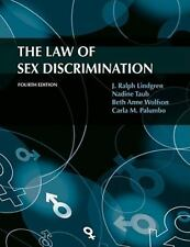 The Law of Sex Discrimination, 4th Edition