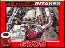RED 86 87 88 89 TOYOTA CELICA ST/GT/GTS 2.0 2.0L 4CYL AIR INTAKE INDUCTION KIT