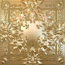 Watch The Throne Deluxe Edition - Kanye & Jay  (2011, CD NUOVO) Explicit Version