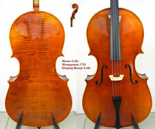"Great Cello!Montagnana 1739 ""Sleeping Beauty"" Cello Model!"