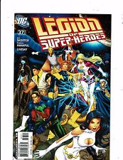Lot of 5 Legion of Super-Heroes DC Comic Books #37 38 39 40 41 LH15