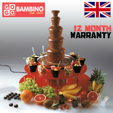 Commercial Chocolate Fountain - Large 5 Tiers £419! UK Warranty