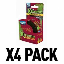 (4 Pack) California Scents Xtreme Twister Berry Car/Home Air Freshener Brand New